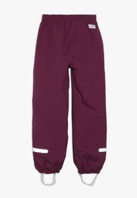 LEGO Wear - PLATON SKI PANTS - Talvihousut - bordeaux - 2