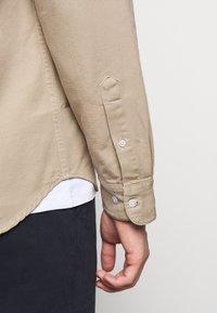 forét - BEAR - Shirt - khaki - 7