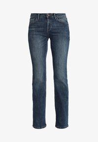Esprit - Bootcut jeans - blue dark wash - 4