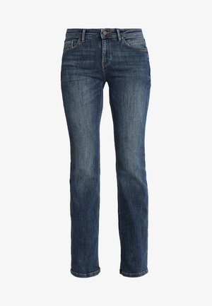 Bootcut jeans - blue dark wash