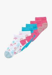 camano - ONLINE CHILDREN FASHION 6 PACK - Ponožky - white - 3