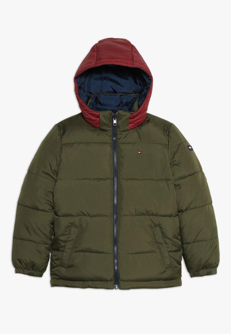 Tommy Hilfiger - REVERSIBLE JACKET - Winter jacket - blue