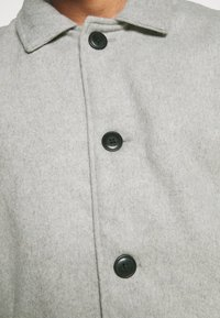 Denim Project - COAT - Klassisk kappa / rock - mottled light grey - 6