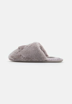 BRETA - Slippers - light grey