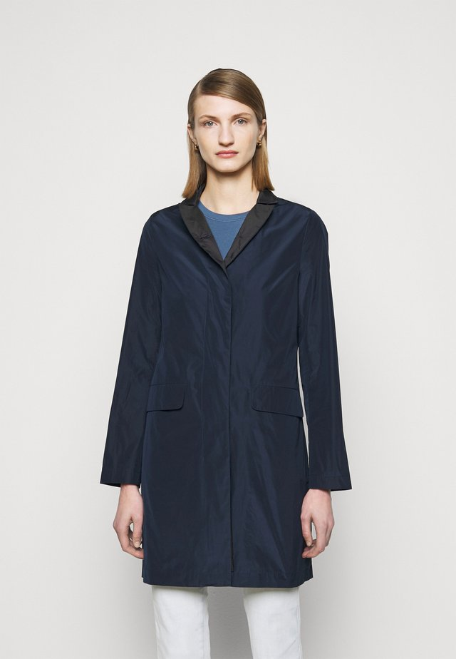 PURE PORI CLASSIC COAT - Classic coat - dark night