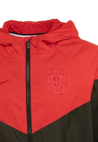 Nike Performance - PORTUGAL FPF - Training jacket - sequoia/sport red/sequoia/gym red - 2