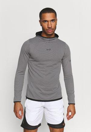 SUDADERA HERO - T-shirt de sport - grey