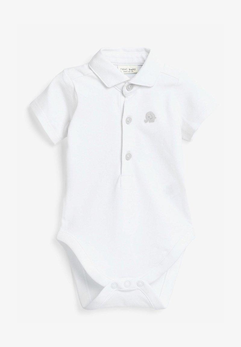 Next - Polo shirt - white