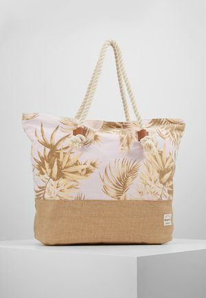 PARADISE COVE TOTE - Beach accessory - lilac