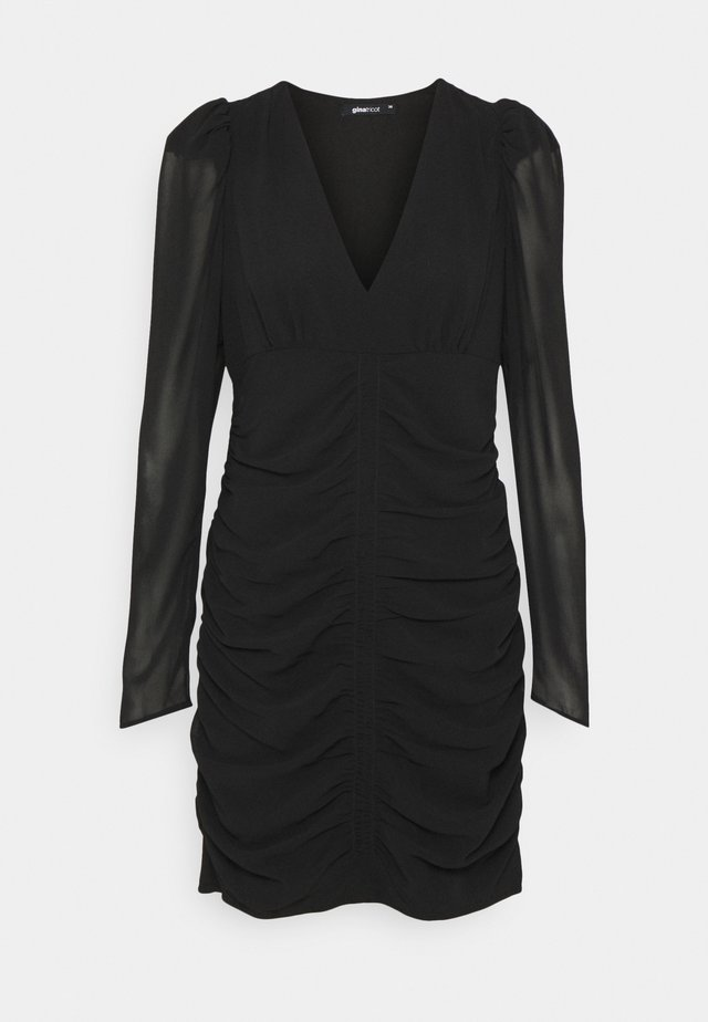 REVA DRESS - Cocktail dress / Party dress - black