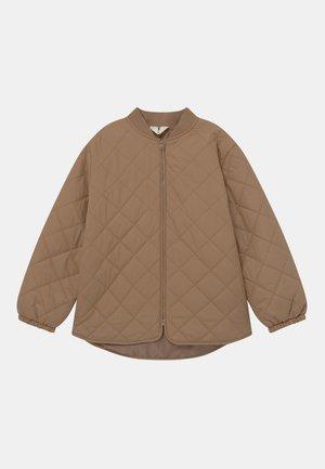 UNISEX - Winter jacket - beige