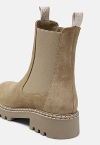 Tamaris - Classic ankle boots - beige - 5