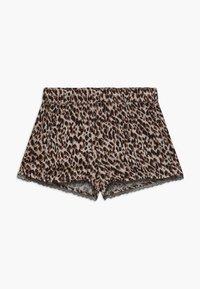 Rosemunde - Shorts - brown shadow - 0