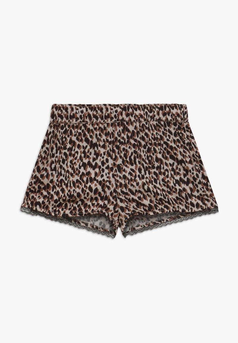 Rosemunde - Shorts - brown shadow