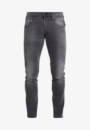 ANBASS HYPERFLEX - Slim fit jeans - light grey
