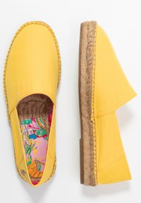 Polo Ralph Lauren - CEVIO - Espadrilles - chrome yellow - 1