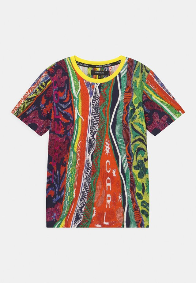 UNISEX - T-shirt print - multi-coloured