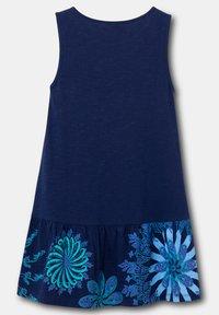 Desigual - Jumper dress - blue - 1