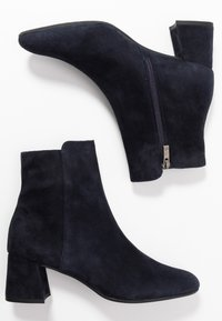 Peter Kaiser - BETTY - Classic ankle boots - navy - 3