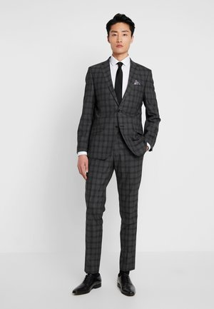 SUIT SLIM FIT - Completo - anthracite