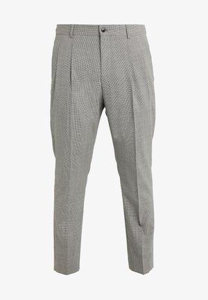 FARLYS - Oblekové kalhoty - open grey