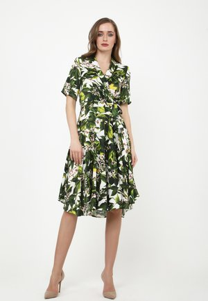 Day dress - milchig/khaki
