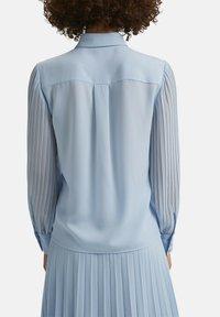 Esprit Collection - Button-down blouse - pastel blue - 4