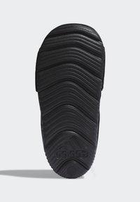 adidas Performance - ALTASWIM - Sandales de bain - black - 2