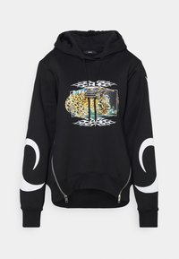 Diesel - F-ALBYZI SWEAT-SHIRT - Hoodie - black - 0