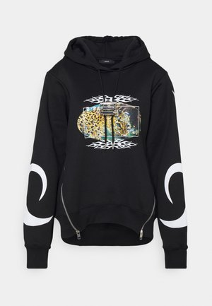 F-ALBYZI SWEAT-SHIRT - Hoodie - black