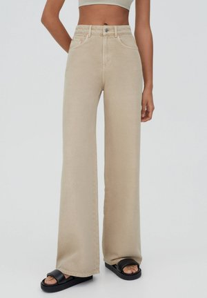 Jeans baggy - brown