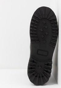 Shabbies Amsterdam - Platform ankle boots - black - 6