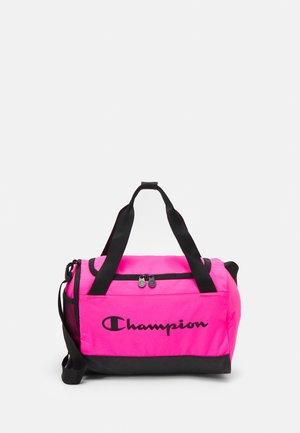 XS DUFFEL UNISEX - Sportovní taška - pink