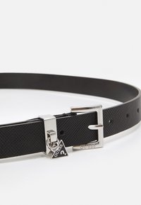 Guess - CORDELIA ADJUSTABLE PANT BELT - Belte - black - 2