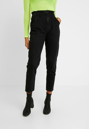 MOM - Jeans slim fit - black magic