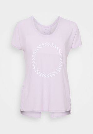 ICON CLASH MILER  - Print T-shirt - iced lilac