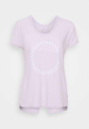 ICON CLASH MILER  - T-shirt imprimé - iced lilac