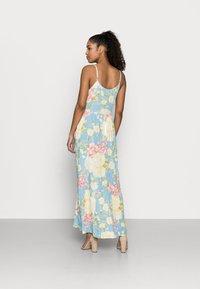 VILA PETITE - VIMESA STRAP MAXI DRESS - Maxi dress - cashmere blue - 2
