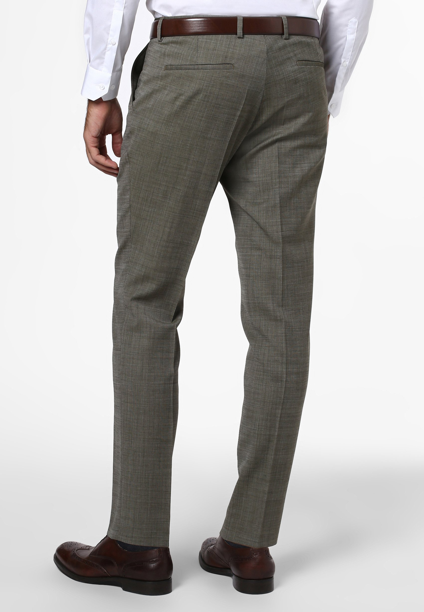 CG – Club of Gents Suit trousers - oliv