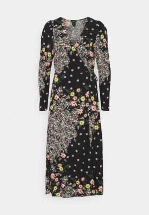 DRESS MARJORIE - Denní šaty - black