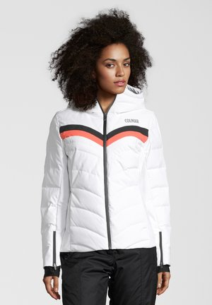 SAPPORO - Ski jas - white