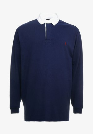 RUSTIC - Polo - french navy