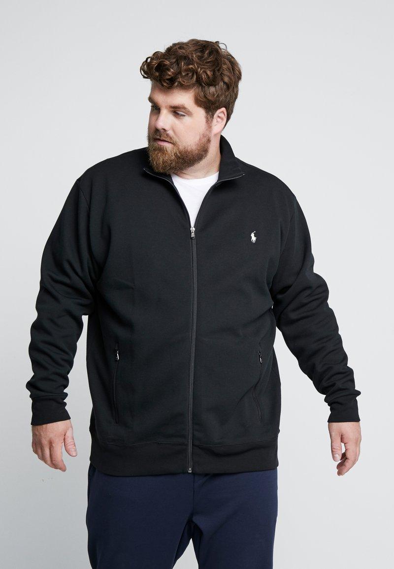 Polo Ralph Lauren Big & Tall - Sweatjacke - black/cream