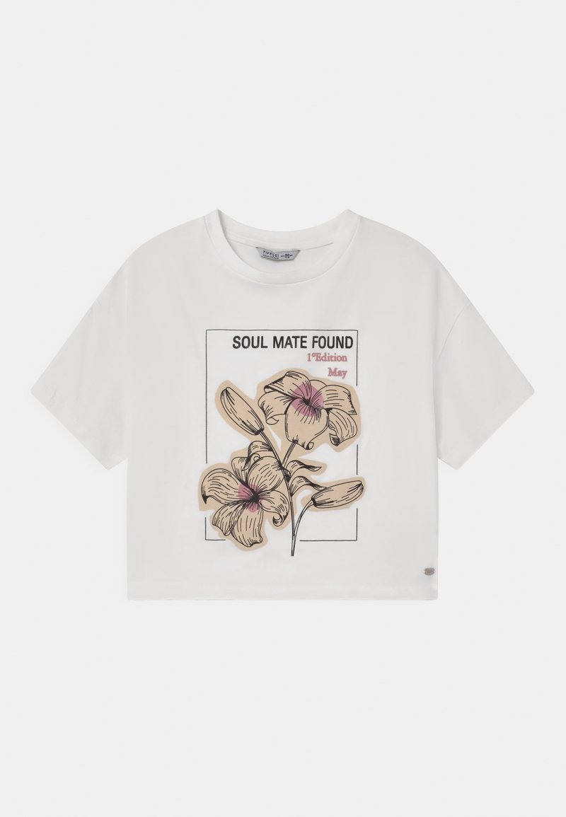 Tiffosi - BOGOTEX - T-Shirt print - beje