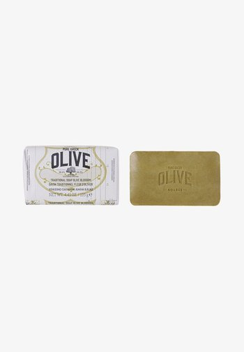 OLIVE & OLIVE BLOSSOM BODY SOAP - Soap bar - -