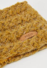 Barts - VALLERIA HEADBAND - Cache-oreilles - mustard - 4
