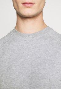 Denim Project - BASIC CREW - Sweatshirt - grey - 5