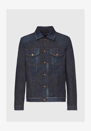 NHILL TW - Denim jacket - dark blue
