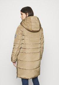 Vero Moda - VMBERGEN - Płaszcz zimowy - sepia tint - 2