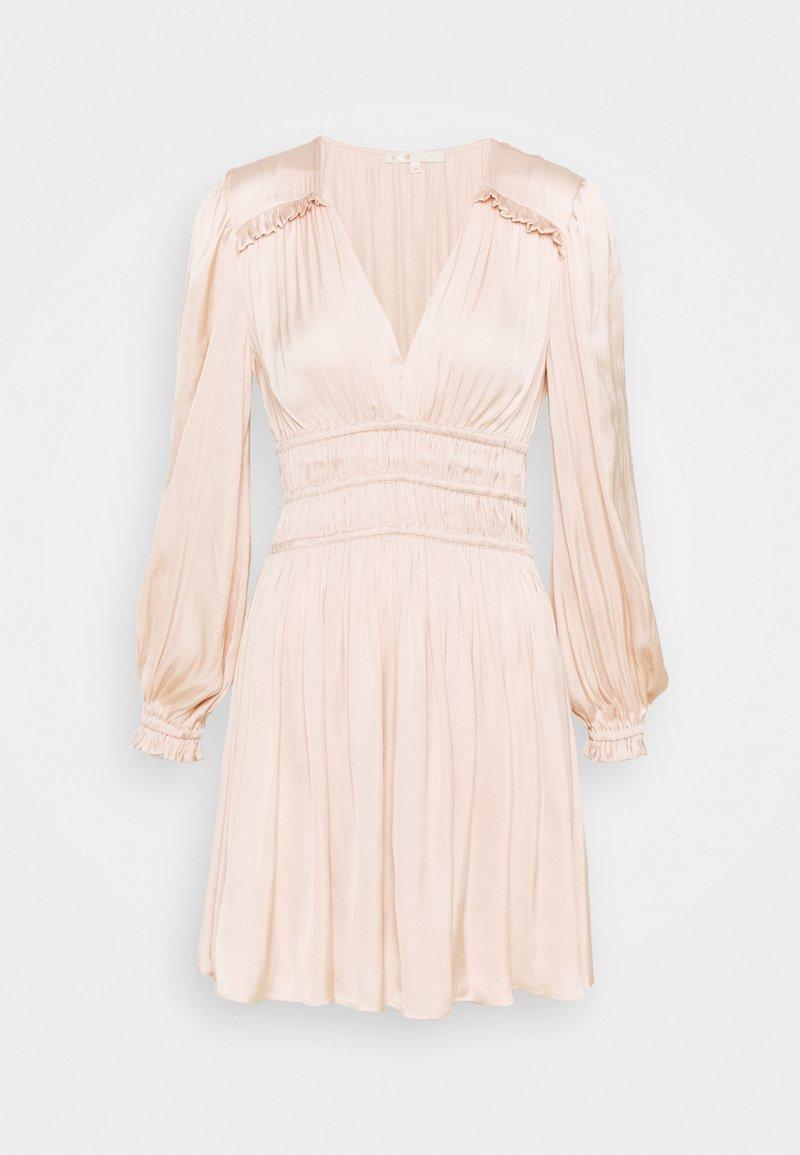 maje - RIANNE - Day dress - nude